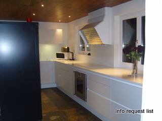 One of the Italian Designed Kitchens